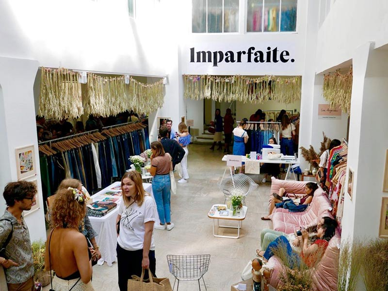 La Vintage Fair d'Imparfaite – la nouvelle alternative au fast-fashion