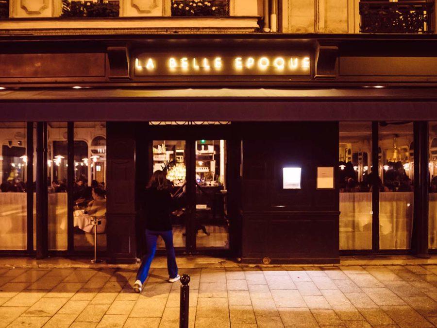 Les Grands Diners – Soirée de lancement